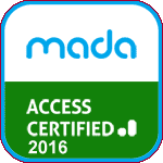 Mada National Web Accreditation, Access Certified, Hukoomi, May 2016 to May 2017