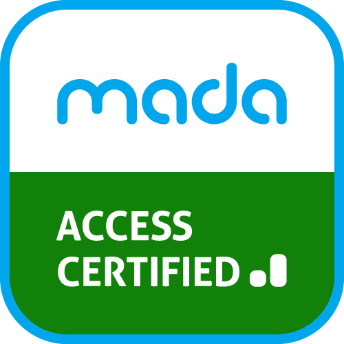 Mada, Qatar National Web Accreditation; Access Certified, March 2012