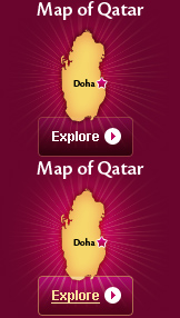 Map Of Qatar is highly visual