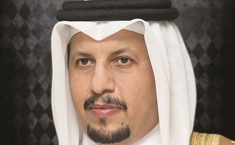 HE President of the Administrative Control and Transparency Authority Saad bin Ibrahim Al Mahmoud