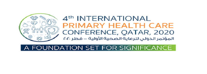 4th International Primary Health Care Conference, Qatar 2020