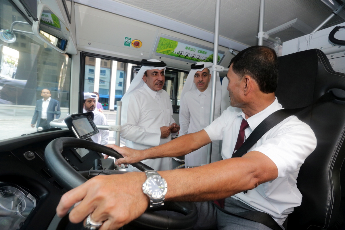 MOTC: Electric Bus Strategy and Legislation in its Final Stages