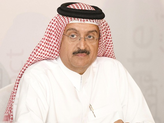 Dr Mohamed Saif al-Kuwari, member of the NHRC