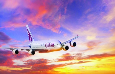 "Qatar Airways Is the ""Middle East Best Airline"" in 2020"